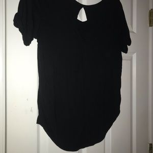 SO Tops - Black shirt